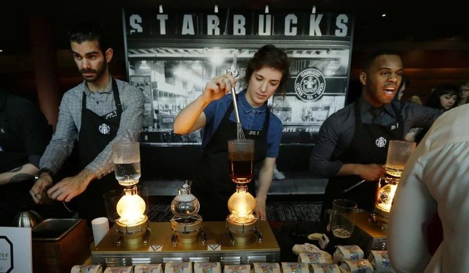 Starbucks baristas want better hours There\u0027s an app for that - The